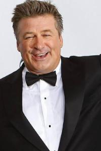 Alec Baldwin all dressed an ready