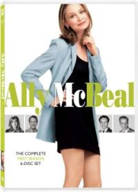 Ally McBeal, finally on DVD