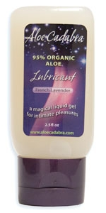 Aloe Cadabra Intimate Moisturizer 