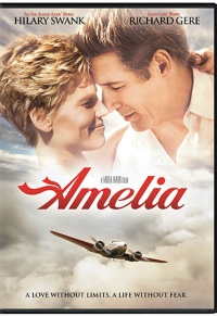 Amelia, now on DVD and Blu-ray