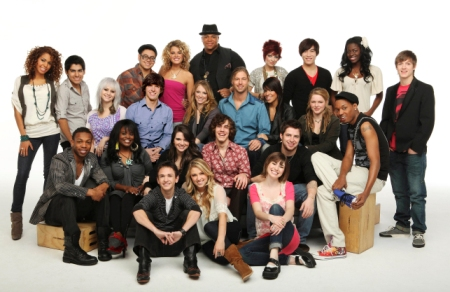 The 2010 American Idol Top 24