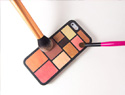 An iPhone case with makeup built in? Yes, please.