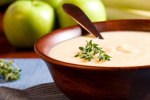 Apple Squash Soup