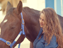 "I started ""dating"" a horse so I could have a better love life"