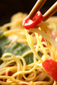Asian-Style Noodles