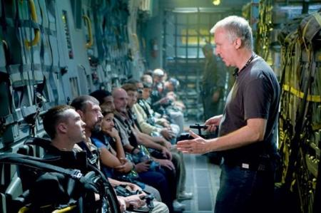James Cameron directing the Oscar favorite Avatar