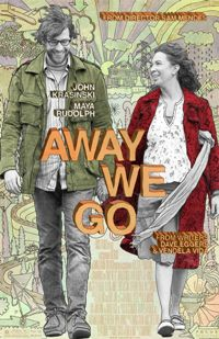 John Krasinski and Maya Rudolph in Away We Go