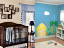 Shopping tips for a baby nursery