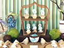 Baby shower themes and décor ideas