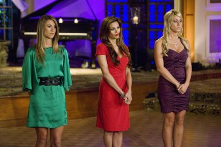 The Bachelor showdown!