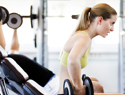 Back-to-basics guide to weight lifting for women