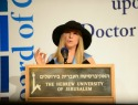 Barbra Streisand takes a stand for women's rights in Israel