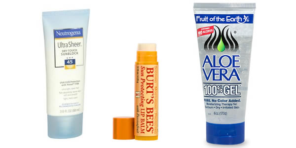 beach and sun protection essentials