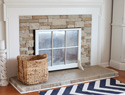 Before & after: 15 Fireplace surrounds made over
