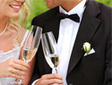 Best Champagne for your wedding on any budget