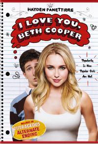 Beth Cooper DVD