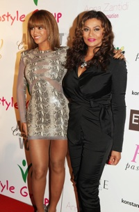Tina Knowles is 'Irreplaceable'