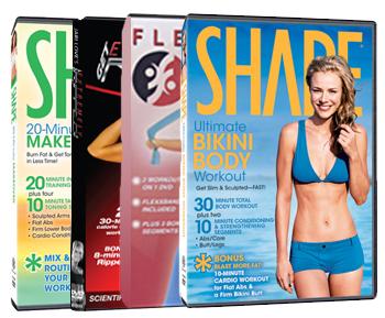 Bikini DVDS