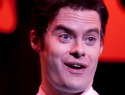 Bill Hader disses Bieber, praises Timberlake on Howard Stern