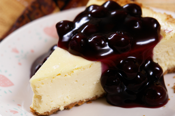 Bluebbery Cheesecake
