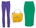 Go bold this fall with eye-catching color