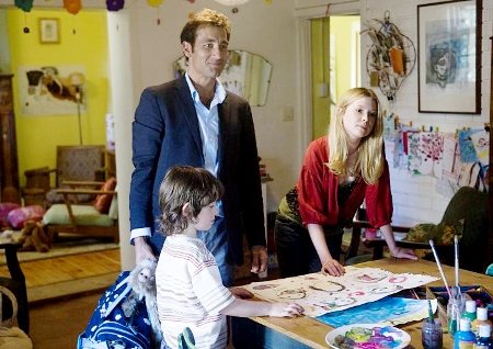 Clive Owen in The Boys Are Back