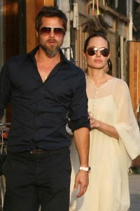 Brad and Angie in Syria