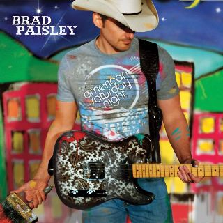 Brad Paisley is back!