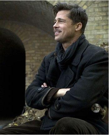 Brad Pitt in Quentin Tarantino's Inglourious Basterds Inglourious Basterds