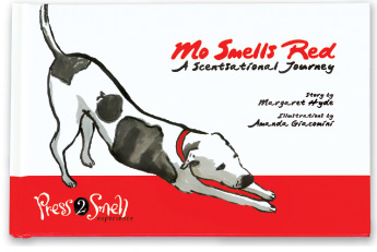 Mo's Nose Scentsational Books