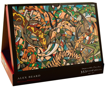 Alex Beard Impossible Puzzles