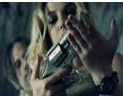 "Britney Spears' new video ""Criminal"""