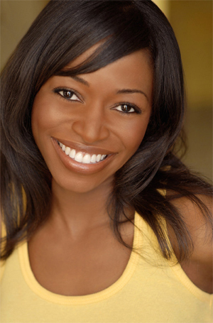 Candice Afia, an actress to watch