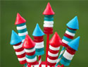 Holy smokes, these candy-poppin' bottle rockets are gonna rock your 4th