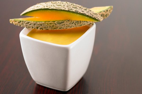 Cantelope Soup