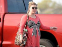 Celeb bump day: Kelly Clarkson, Tila Tequila, Xtina, Stacy Keibler