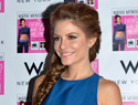 Maria Menounos is giving us serious side braid envy