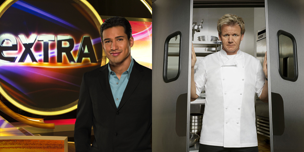 Mario Lopez's hot, Gordon Ramsey's not