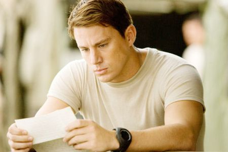 Channing Tatum in Dear John