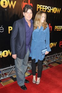 Charlie Sheen joins wife Brooke Mueller in rehab