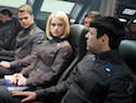 Check out exclusive photos from Star Trek Into Darkness! 