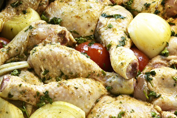 Chicken recipes on the cheap