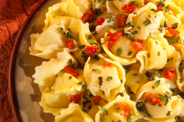Chicken Tortellini