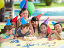 7 Fun kids' party games