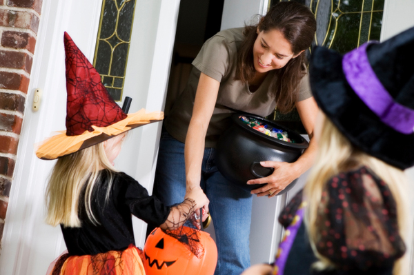 Parents, take back Halloween!