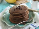 Wake up to dreamy mornings with chocolate overload pancakes