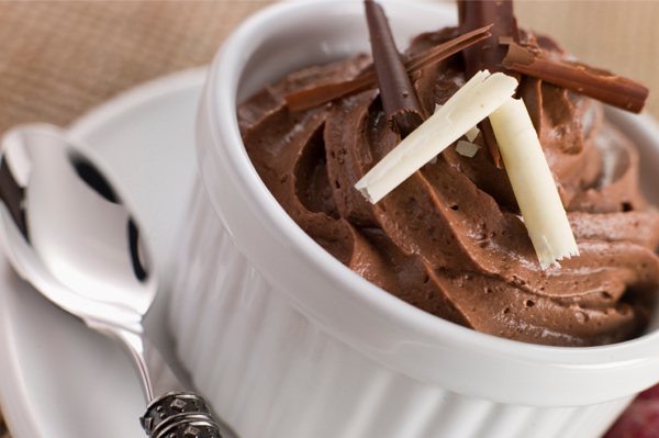 Basic Chocolate Mousse