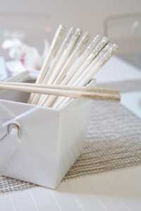 Decorative chopsticks 