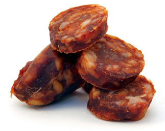 chorizo dried sausage