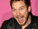 Chris Pratt gets in character as Star-Lord at children's hospital
